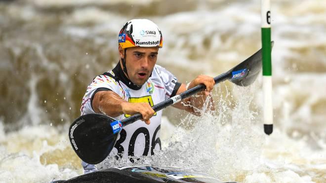 Hannes Aigner ist bei den Olympischen Spielen 2020 dabei