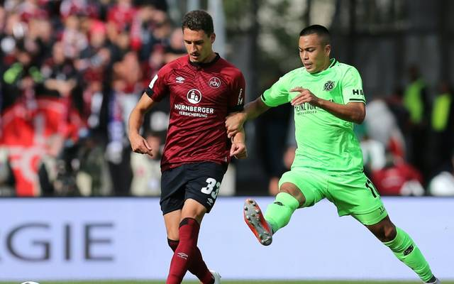 Georg Margreitter (l) verlässt Nürnberg Ende der Saison