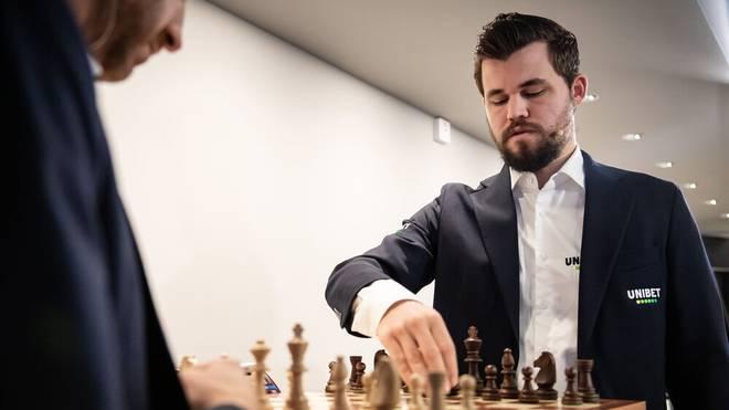 Magnus Carlsen feiert den nächsten Turniersieg