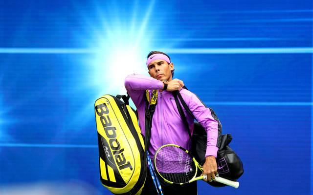 Rafael Nadal wird den US Open dieses Jahr fernbleiben