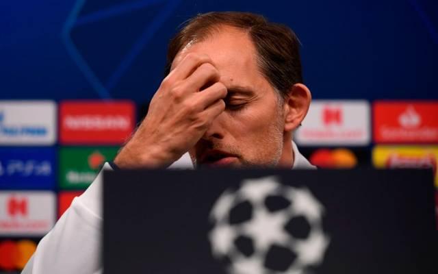 Thomas Tuchel erlebt gerade keine leichte Zeit als PSG-Trainer