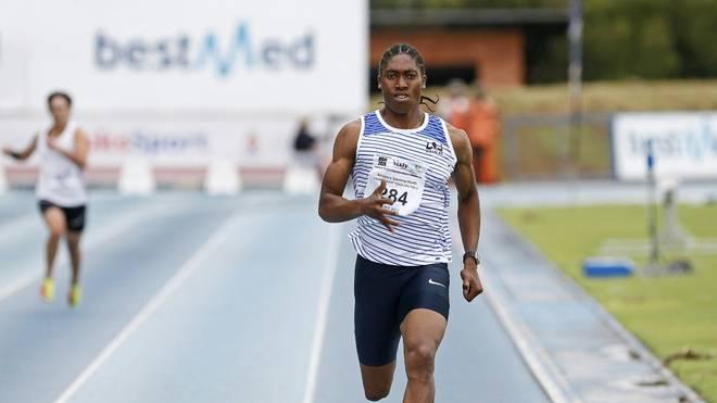 Caster Semenya droht die Olympischen Spiele zu verpassen