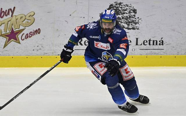 Jaromir Jagr kriegt vom Eishockey einfach nicht genug