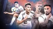 U21 Europameisterschaft, Zeugnis für DFB-Spieler