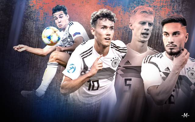 U21 Europameisterschaft Zeugnis Fur Das Dfb Team Sport1 Bildergalerie