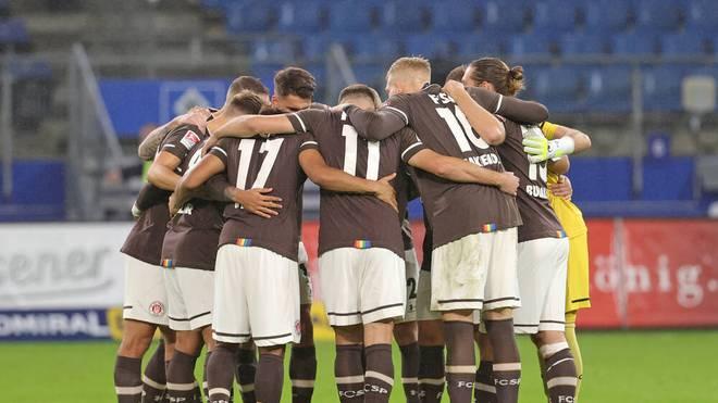 St. Pauli spielte in sechs Spielen schon viermal 2:2