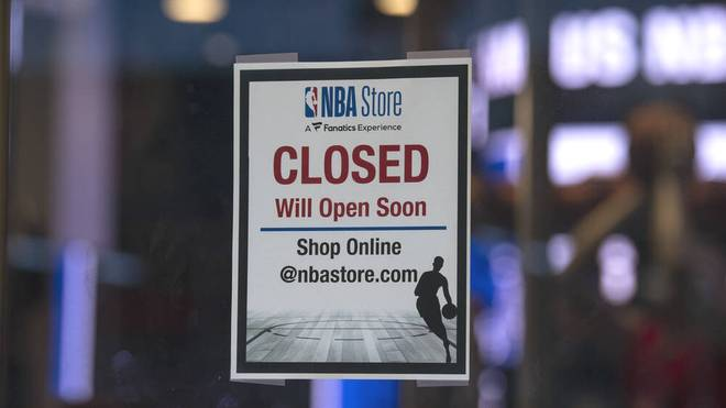 Die Verkaufszahlen von Merchandise-Artikeln in der NBA sind stark zurück gegangen