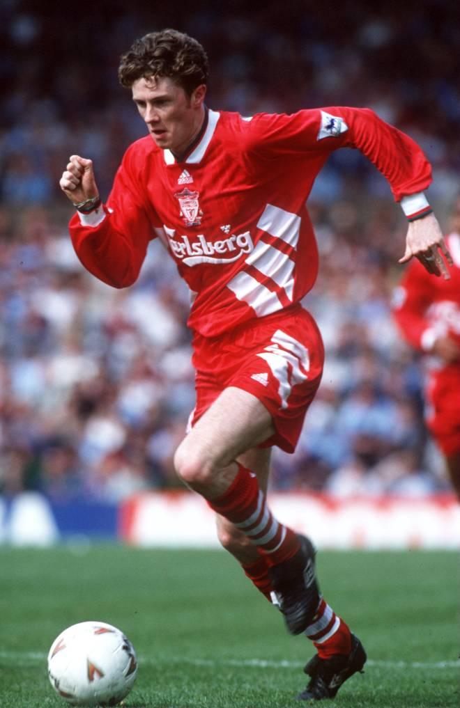 Der frühere Liverpool-Profi Steve McManaman - heute TV-Experte - gewann zweimal die Champions League