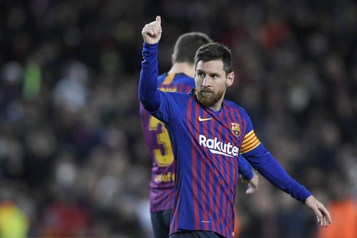 400 Tore! Diese unfassbare Anzahl an Treffern hat Superstar Lionel Messi für den FC Barcelona in La Liga erzielt. Beim 3:0-Erfolg gegen Eibar am Sonntag durchbrach er die Schallmauer
