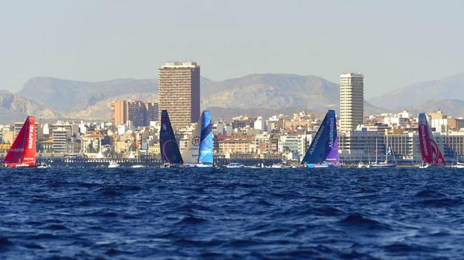 Start des Ocean Race soll im spanischen Alicante sein
