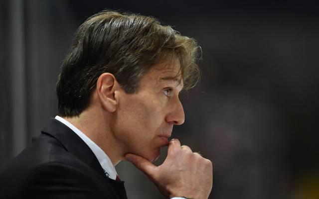 Uwe Krupp war von 2005 bis 2011 Trainer der deutschen Nationalmannschaft