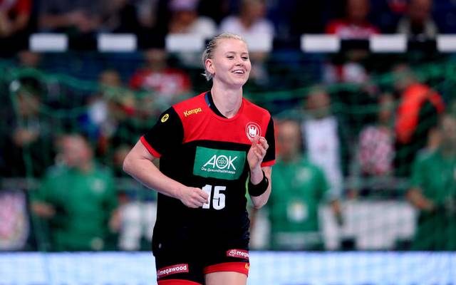 Kim Naidzinavicius möchte mit dem DHB-Team zu Olympia