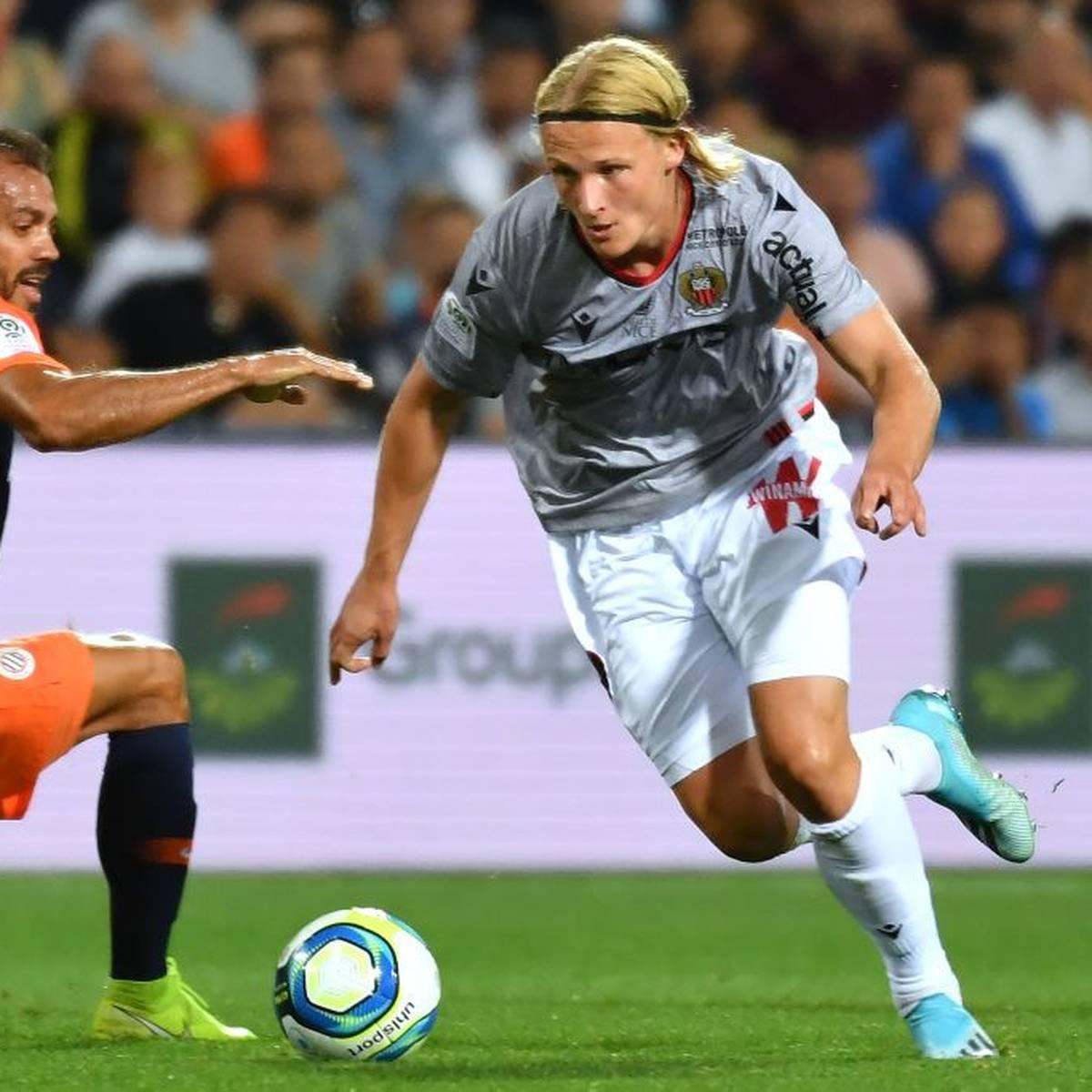 Ligue 1 Luxusuhr Von Kasper Dolberg Gestohlen Mitspieler