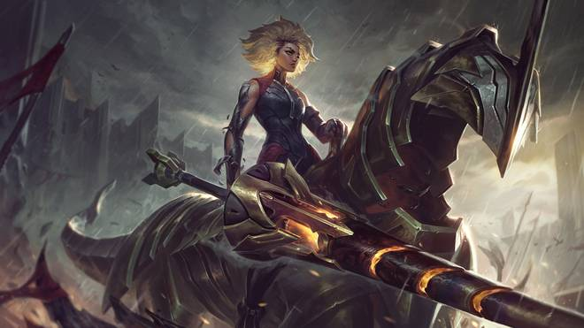 Rell ist der neueste League of Legends Support Champion!