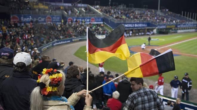 Die deutschen Baseballer spielen bei der Heim-EM um Platz fünf