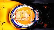 Max Verstappen (2016, GP von Belgien): Im Normalfall trägt der Niederländer einen Helm im klassischen Red-Bull-Design. Beim Rennen in Spa Francorchamps huldigt er 2016 aber seiner Heimat mit diesem speziellen Oranje-Design samt dem niederländischen Wappentier