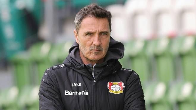 Achim Feifel verlängert seinen Vertrag in Leverkusen