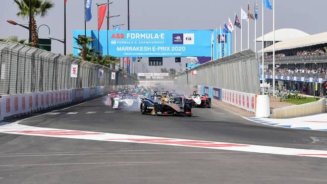 René Rast meldet sich in der Formel E zurück