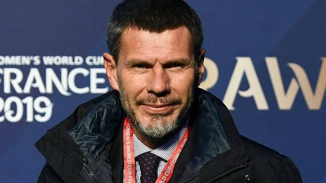 Ex-Manager Zvonimir Boban verließ den AC Mailand im März