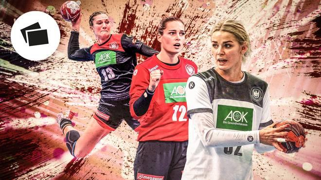 Die deutschen Handballerinnen spielen derzeit bei der WM in Japan