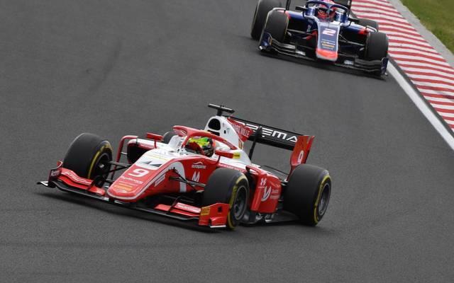 Mick Schumacher startet in Monza von Platz 9