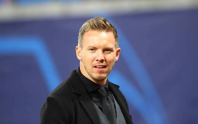 Julian Nagelsmann führte RB Leipzig 2020 ins Halbfinale der Champions League