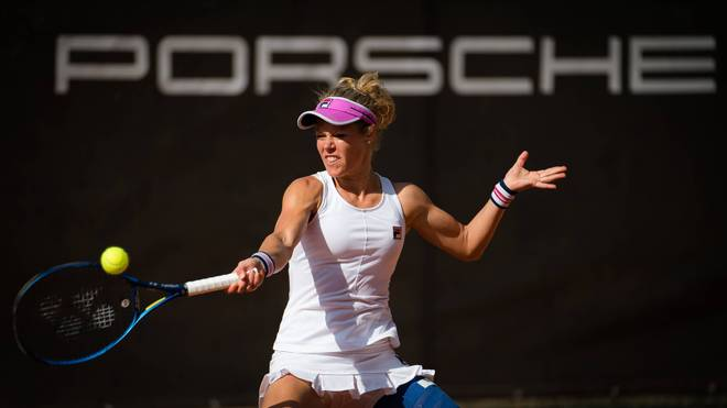 Laura Siegemund gehört zu den vier Finalistinnen der Turnierserie des DTB