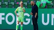 """""""Fest entschlossen"""": Seriensieger Wolfsburg will den Pokal nicht hergeben"""