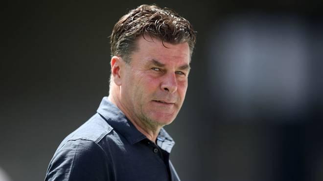Dieter Hecking steht vor einer Rückkehr zum Club