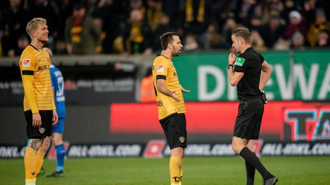 Dynamo Dresden legt Einspruch beim DFB ein
