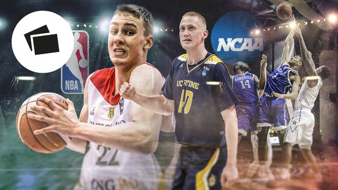 Die deutschen Spieler im College Basketball 2019/20