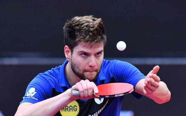 Dimitrij Ovtcharov scheidet aus