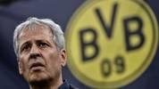 Lucien Favre steht bei Borussia Dortmund unter Druck
