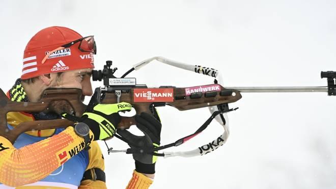 Arnd Peiffer gehört seit Jahren zu Deutschlands besten Biathleten