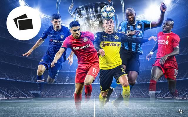 Am letzten Spieltag der Champions-League-Gruppenphase ist Spannung garantiert