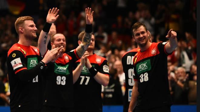 Die deutschen Handballer treffen bei der Olympia-Quali unter anderem auf Schweden