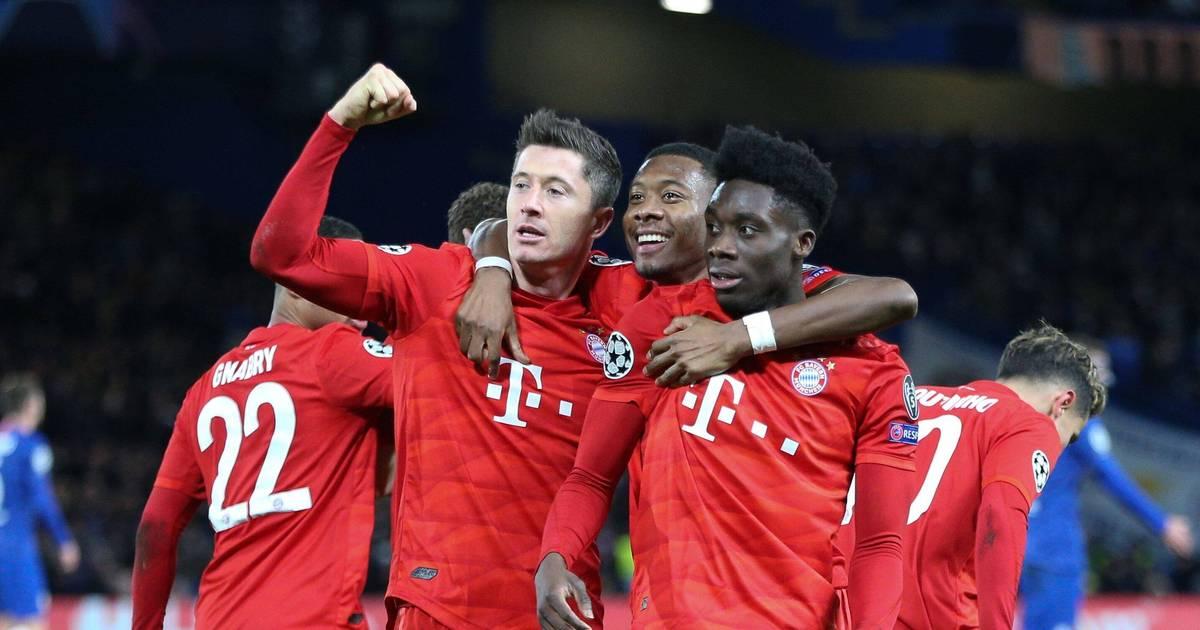 FC Bayern, Champions League: die Termine zum Triple-Traum