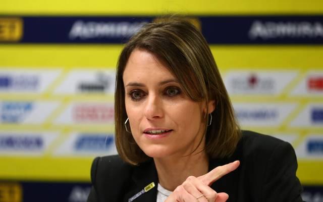 Jennifer Kettemann spricht über die Handball-WM