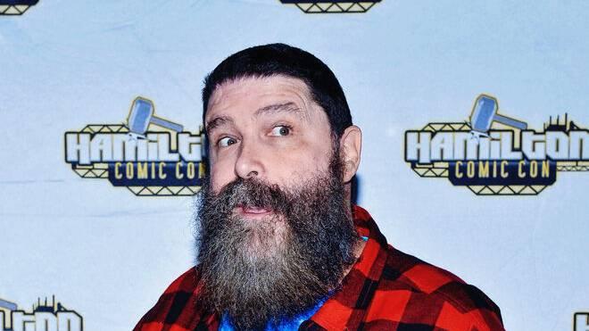 Mick Foley trat bei WWE unter anderem als Mankind an