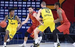 Basketball / Basketball Eurocup