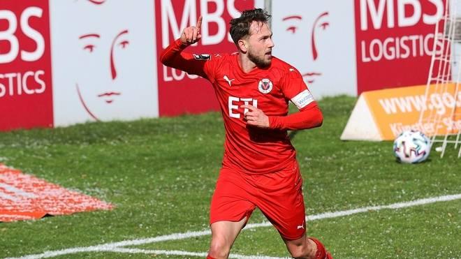 Lucas Cueto kommt aus Köln zum KSC