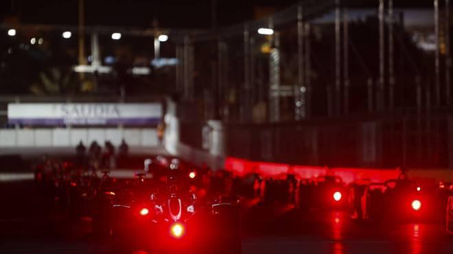 In Saudi-Arabien stieg das zweite Formel-E-Rennen der Saison
