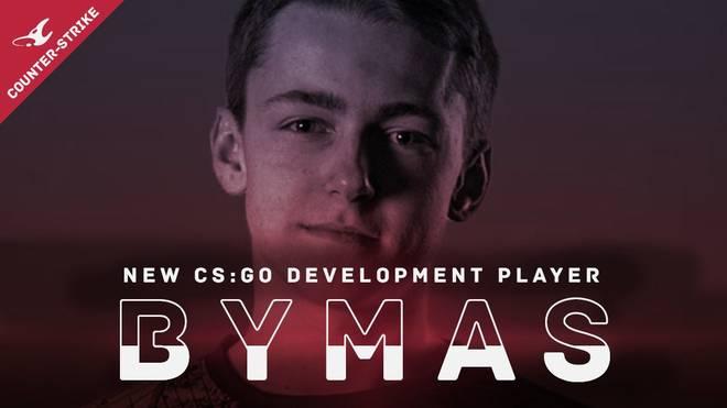 mousesports sichern sich Bymas als neuen CS:GO-Spieler