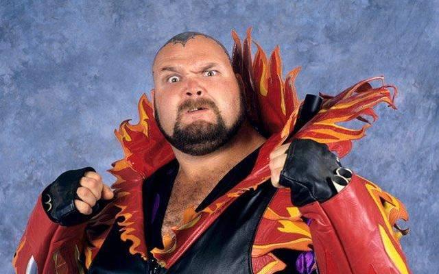 Bam Bam Bigelow stand 1995 im Hauptkampf von WrestleMania
