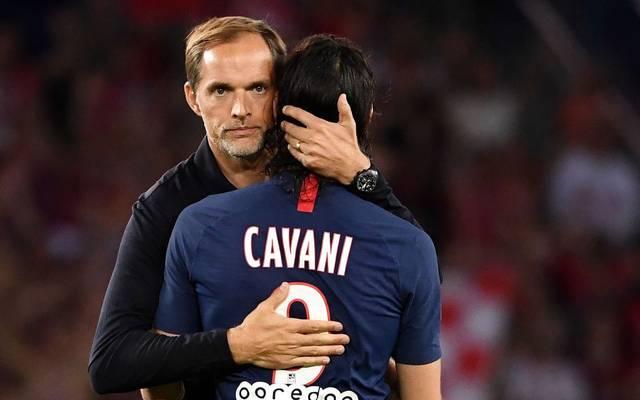 """PARIS SAINT-GERMAIN: Stürmer Edinson Cavani will Paris Saint-Germain offenbar noch im Januar verlassen. """"Wir haben immer gesagt, dass Spieler wie Cavani gehen dürfen, wenn sie nicht mehr glücklich sind. Und heute hat er uns gebeten, gehen zu dürfen"""", bestätigte Sportdirektor Leonardo am Rande des Pokalspiels beim FC Lorient"""