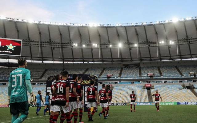 Bei Flamengo haben sich wohl 19 Spieler schon infiziert