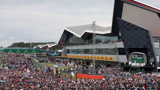Die Rennen in Silverstone könnten doch im Juli stattfinden, wenn auch ohne Fans