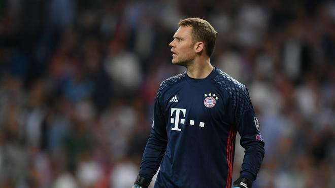 Manuel Neuer hat bereits 103 Spiele in der Champions League bestritten