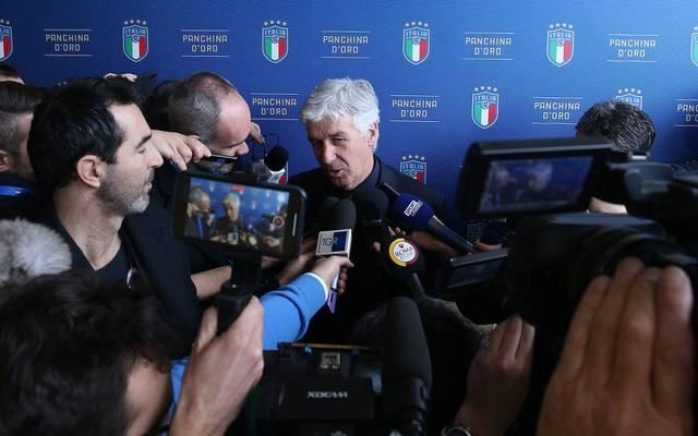 Gian Piero Gasperini steht nach seinen Aussagen in der Kritik