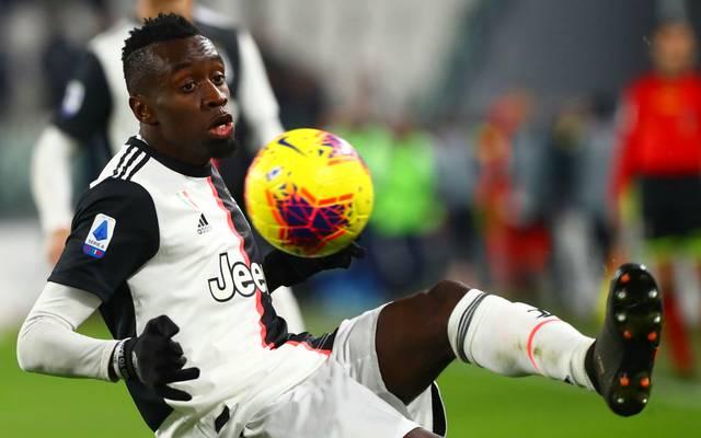 Blaise Matuidi spielt seit 2017 bei Juventus Turin